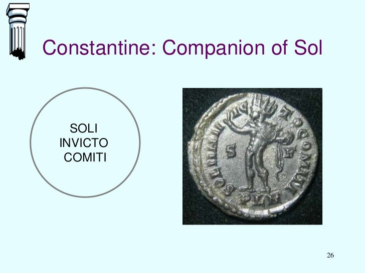 diocletian and constantine reformed the roman administrative and military structure Order under diocletian, to constantine another battle for power between rival roman armies maxentius and his army moved north to confront constantine.