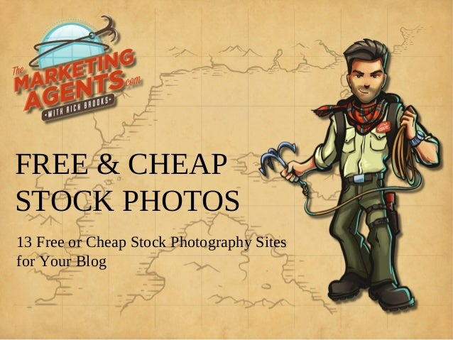 FREE & CHEAPSTOCK PHOTOS13 Free or Cheap Stock Photography Sitesfor Your Blog