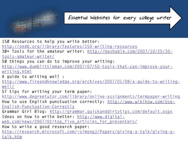 guide to grammar and writing   autos weblog