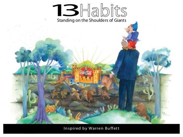 Standing on the Shoulders of Giants  Inspired by Warren Buffett