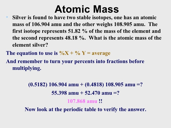 13 i s o t o p e s atomic mass urtaz Image collections