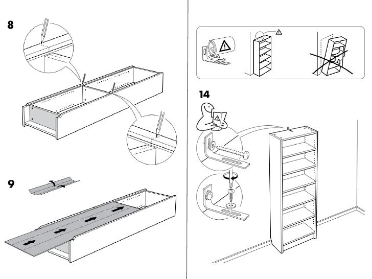 Rta ready to assemble for Manual muebles