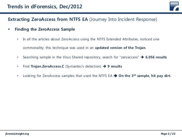 130105) #fitalk trends in d forensics (dec, 2012)