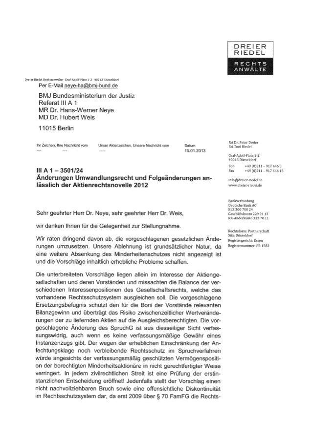 130115 stellungnahme gesetzgebungsvorschlag