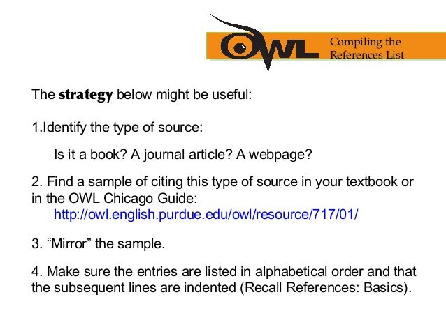 Chicago Manual of Style 16th Edition - Purdue Owl