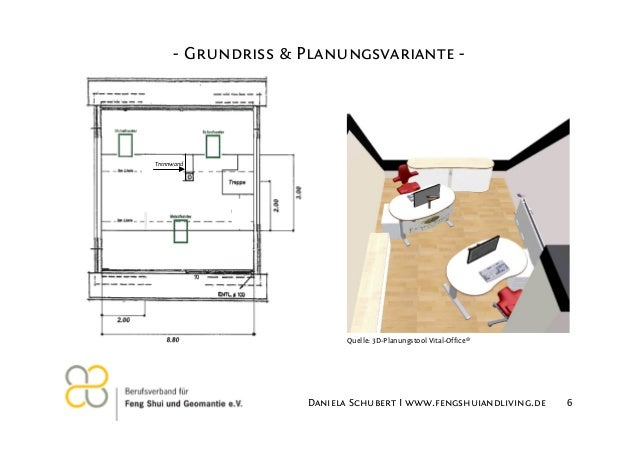 b rogestaltung nach feng shui kriterien. Black Bedroom Furniture Sets. Home Design Ideas
