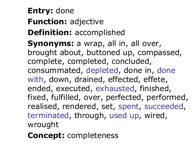 ... Completeness; 48.