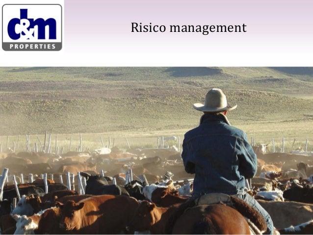 Risico management
