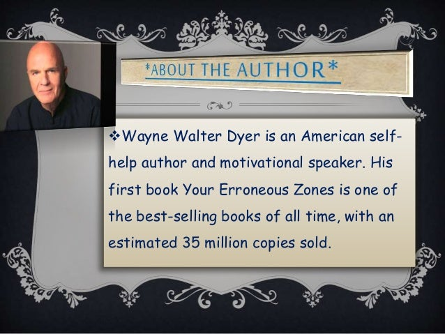 Your Erroneous Zones by Wayne W Dyer PDF Download