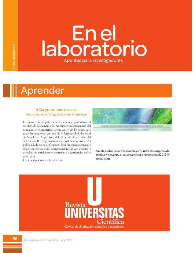 En el                                   laboratorioEn el Laboratorio                                                      ...