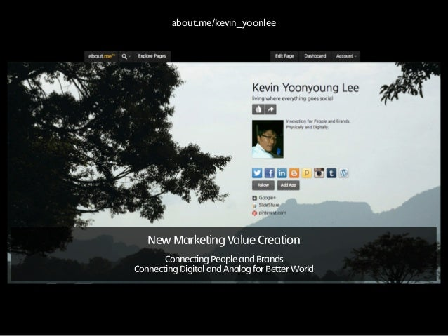 소셜미디어 시대의 브랜딩 전략 & Beyond Slide 3