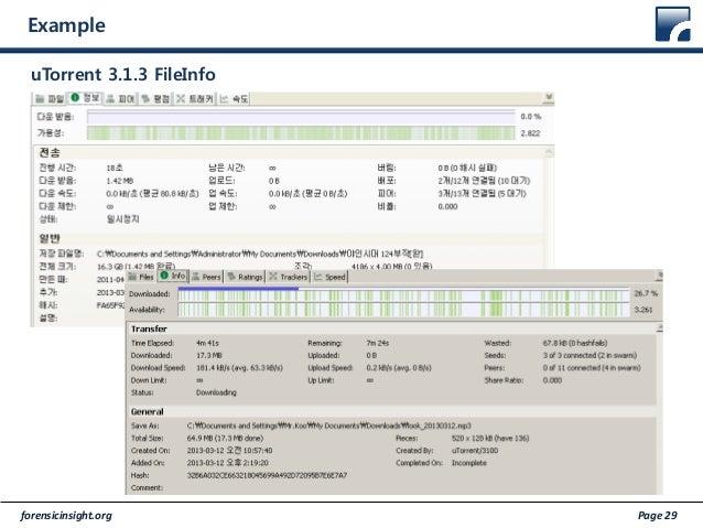 130316) #fitalk bit torrent protocol