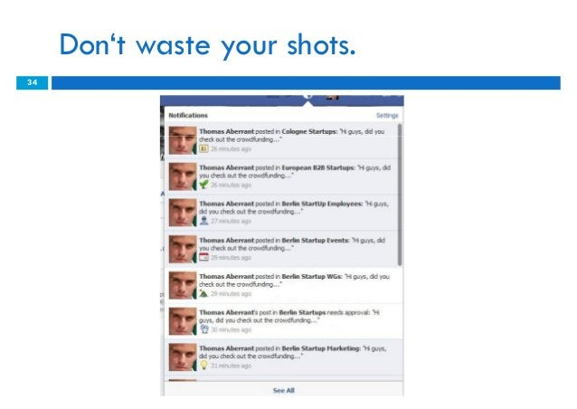 Don't waste your shots.34