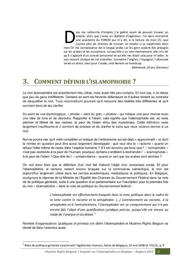 13 03 21 livre blanc islamophobie rapport 2012