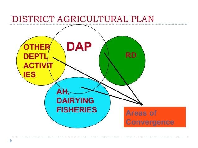 DISTRICT AGRICULTURAL PLAN  OTHER       DAP  DEPTL                 RD  ACTIVIT  IES            AH,            DAIRYING    ...