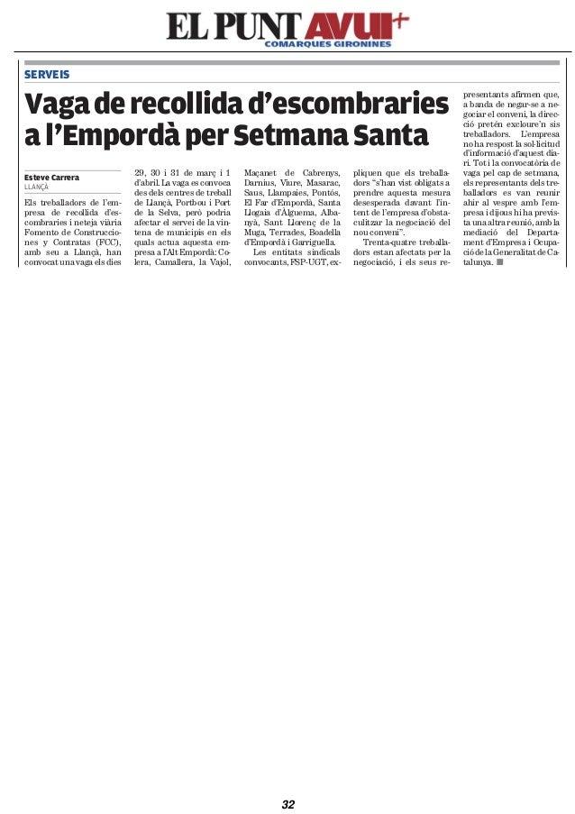Resumen de Prensa, 27 de marzo de 2013
