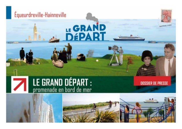 Le Grand Départ Equeurdreville-Hainneville - Rencontre IDEM du 28 mars 2013