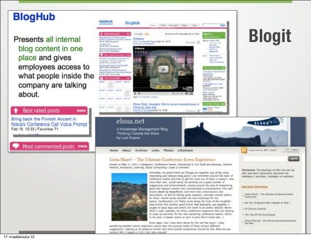 Blogit17. maaliskuuta 13