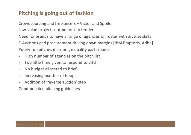 What's new in Creative Agency New Business Development Slide 3