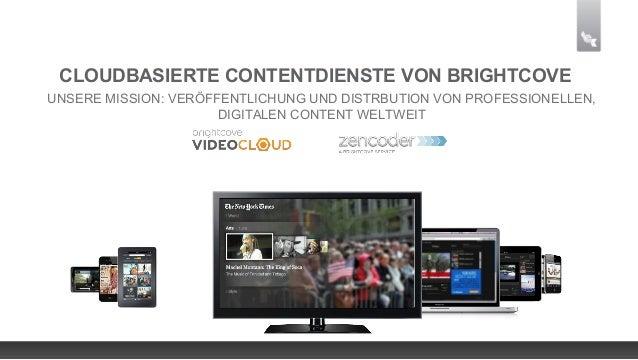 Einsatz von Online Video in Ihrem Content Marketing Mix: Best Practices und Prioritäten 2013