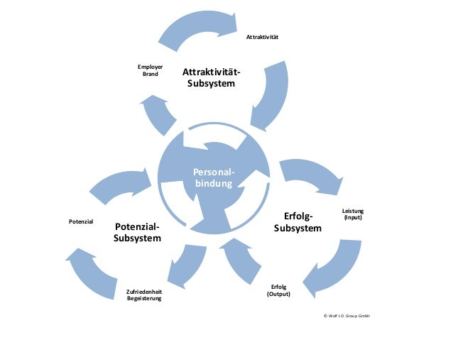 Potenzial- Subsystem Zufriedenheit Begeisterung Potenzial Erfolg (Output) Leistung (Input)Erfolg- Subsystem © Wolf I.O. Gr...