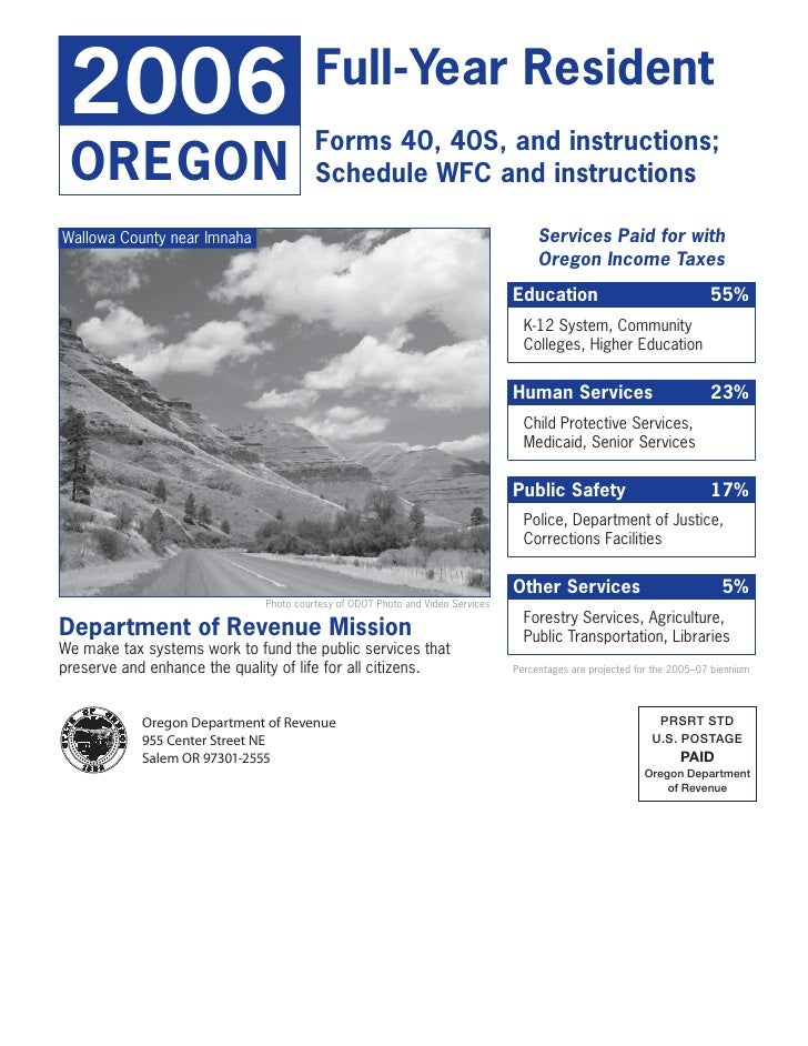 Oregon Form 40p Instructions Heartpulsar