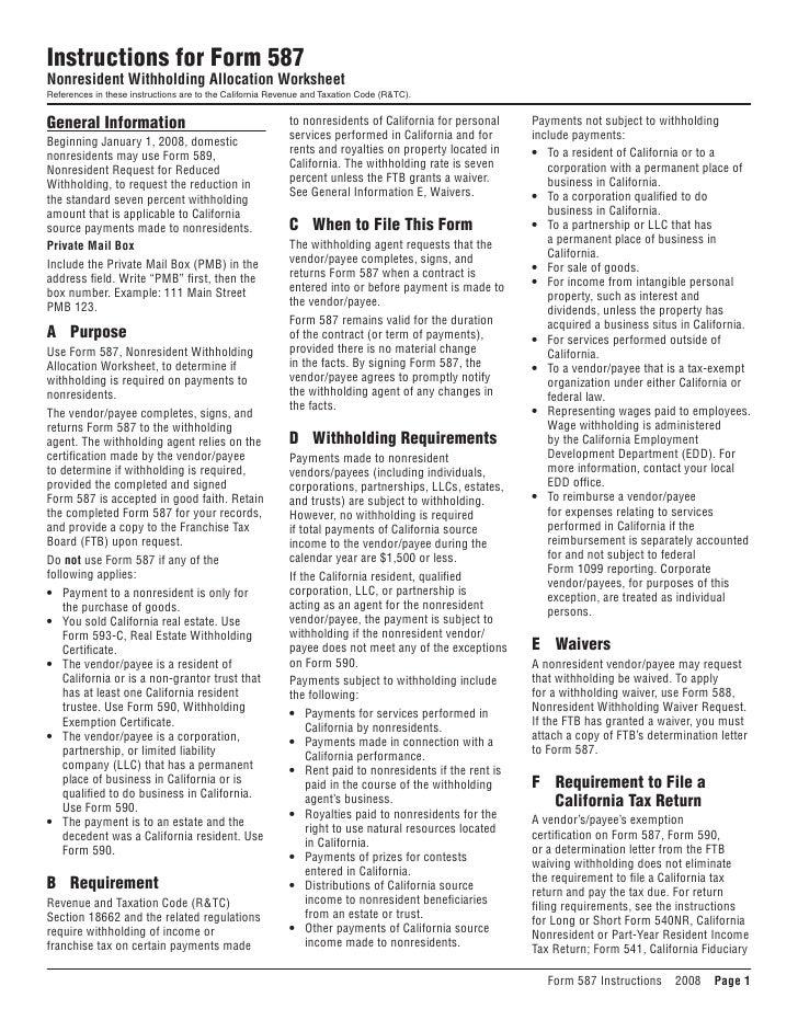 ftb.ca.gov forms 09_587