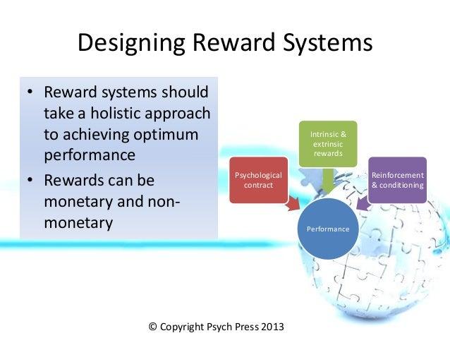 Changing Employee Behaviour - Remuneration vs. Reward