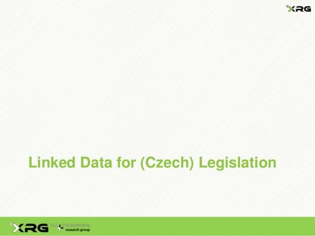 Linked Data for (Czech) Legislation