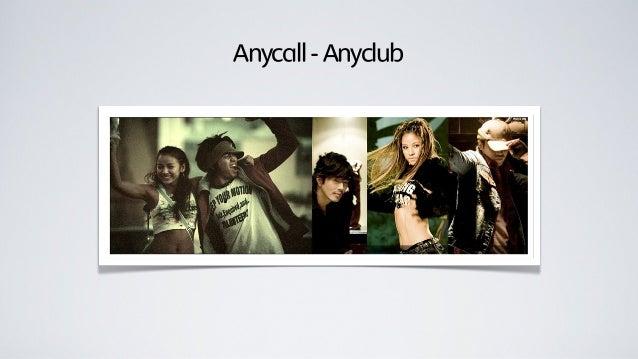 Anycall-Anystar,Anyband