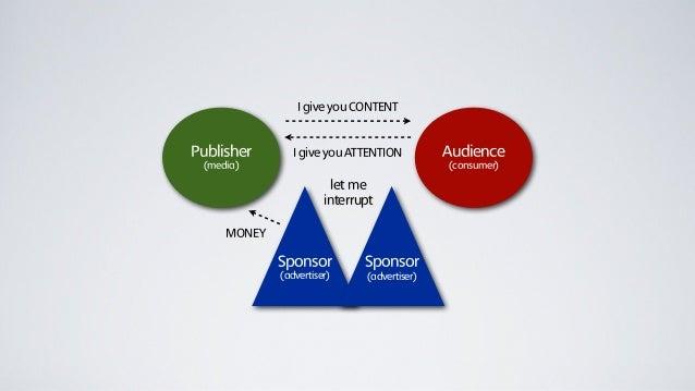 기본적으로광고는 시청자(소비자)의 Attention을 돈으로 사는 것이고그래서 방송국은 시청율에 목숨 거는 것이고