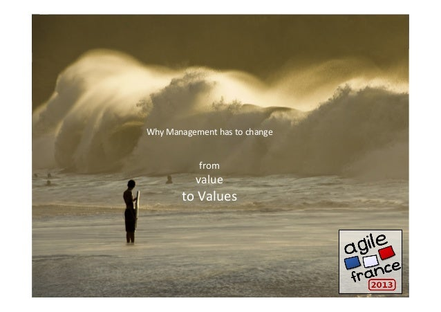 © 2008-2012 Peter Stevens www.scrum-breakfast.com – @peterstevFile	  1	  from	  value	  to	  Values	  Why	  Management	  h...