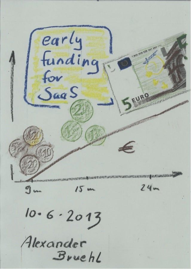 EARLY FUNDING FOR YOUR SAAS STARTUP ==> SEE THE NEW RELEASE OF THIS PUBLICATION ON MY WEBSITE WWW.SAASGARAGE.COM