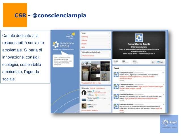 CSR - @conscienciamplaCanale dedicato allaresponsabilità sociale eambientale. Si parla diinnovazione, consigliecologici, s...