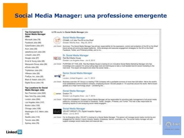 Social Media Manager: una professione emergente