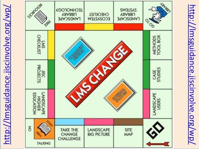 LMS Change Project Slide 2