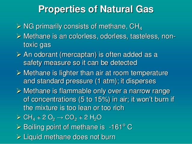 Liquid Methane Pressure At Room Temperature