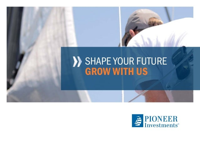 Shape your future Grow with us