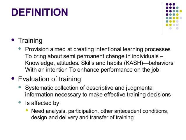 1307517296577 evaluation of training Slide 2