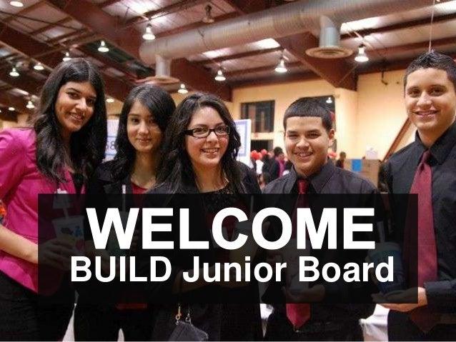 BUILD Junior Board