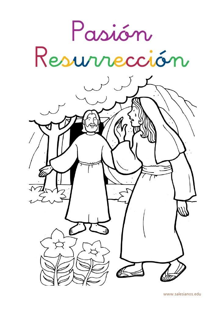 Pasión Resurrección               www.salesianos.edu