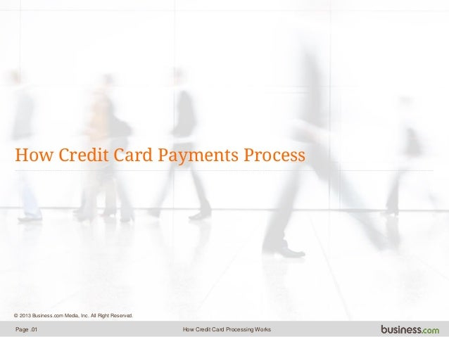 How credit card processing works credit card processing works 3 how reheart Image collections