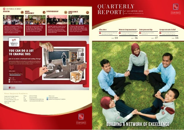 Creative Industry Capital Forum 2012 EntrepreneurshipEducation Sampoerna Academy Rolls Out Recruitment Program page. page....