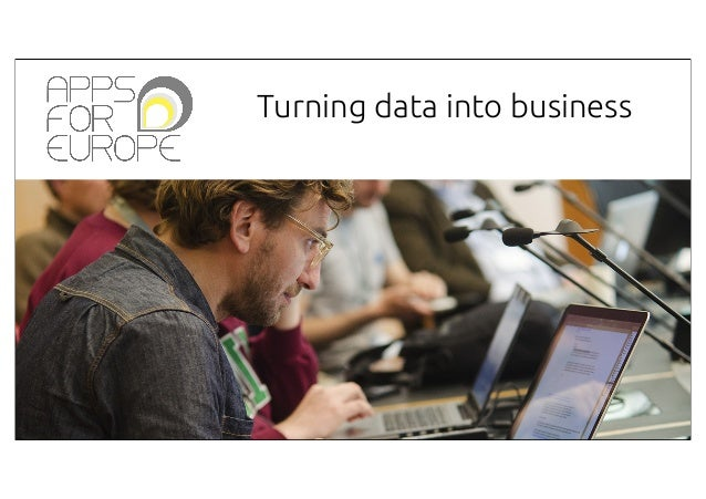 Turning data into business