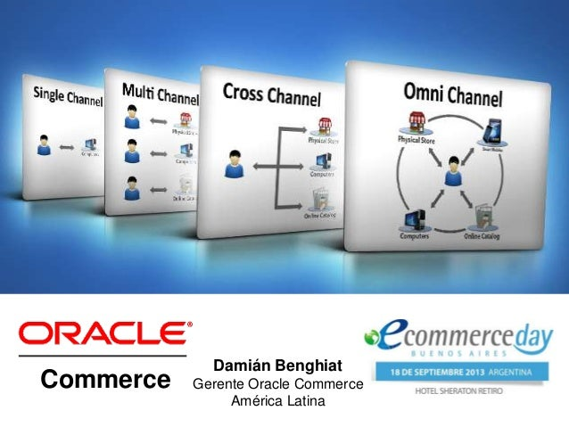 <Insert Picture Here> Commerce Damián Benghiat Gerente Oracle Commerce América Latina