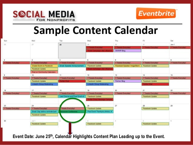 Sample Social Media Calendar | Fundraising Calendar Template Yelom Myphonecompany Co