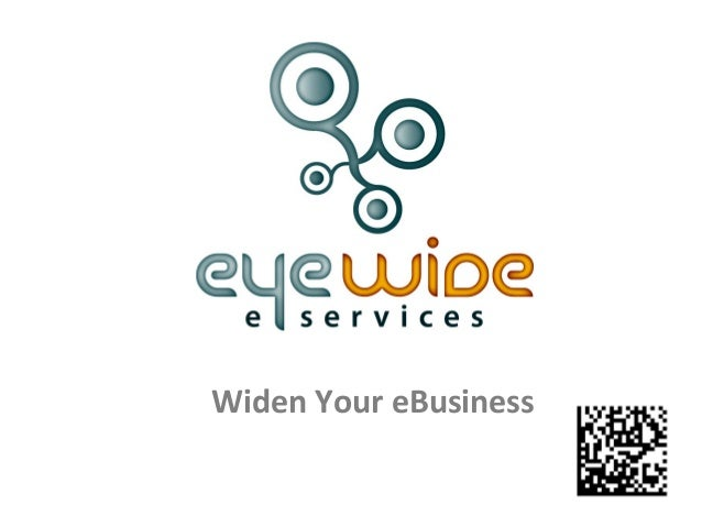 Widen Your eBusiness