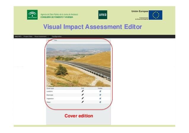 Visual Impact Assessment Editor  Cover edition  17th IRF World Meeting & Exhibition Riyadh, November 10 - 14, 2013