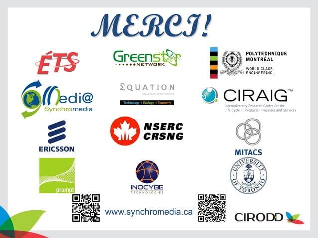 MERCI!  www.synchromedia.ca