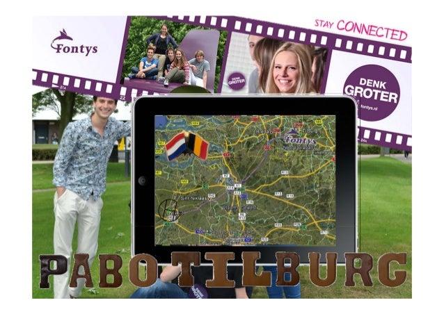 Welkom in Tilburg! • Patrick van den Brand @vdbrandpat  • Bernolf Kramer @bernolf  • + Studenten